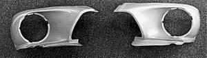 CPC - Ford Mustang CPC Headlight Bucket - BOD-068-041