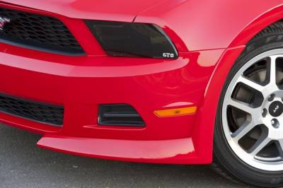 Xenon - Ford Mustang Xenon Urethane Air Dam Kit - Left & Right - 12830