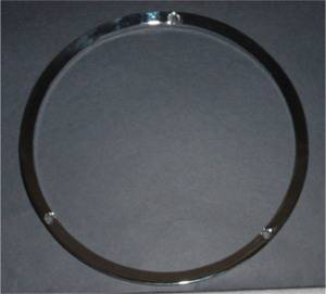 CPC - Ford Mustang CPC Outer Headlight Door Ring - BOD-678-318