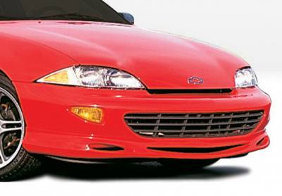 Wings West - Chevrolet Cavalier Wings West Custom Style Front Air Dam - 890045