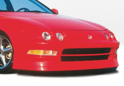 VIS Racing - Acura Integra VIS Racing Racing Series Front Lip - Polyurethane - 890079