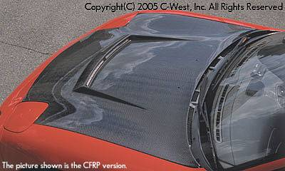 C-West - Aero Bonnet