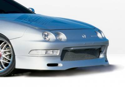 Wings West - Acura Integra Wings West Type II Vented Air Dam - 890115