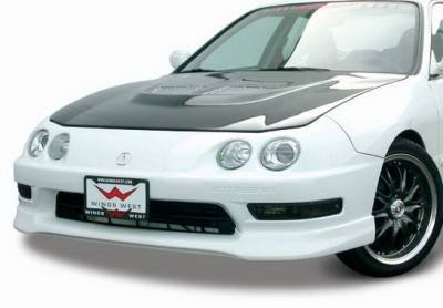 Wings West - Acura Integra Wings West Type R Front Air Dam - 890152