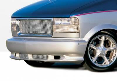 VIS Racing - Chevrolet Astro VIS Racing W-Type Front Bumper Cover - 890212