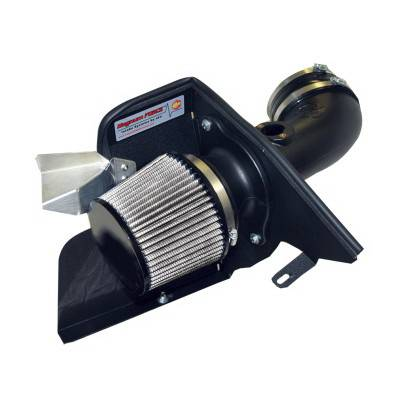 aFe - BMW 3 Series aFe MagnumForce Pro-Dry-S Stage 2 Air Intake System - 51-10462
