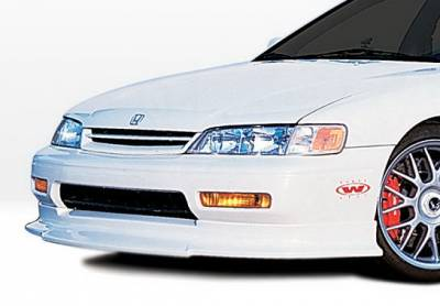 Wings West - Honda Accord Wings West Touring Style Front Air Dam - 890276