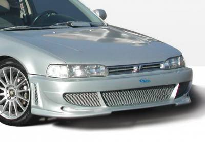 Wings West - Honda Accord Wings West Bigmouth Type II Front Bumper - 890428