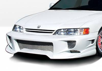 Wings West - Honda Accord Wings West Aggressor Type II Front Bumper Cover - 890434
