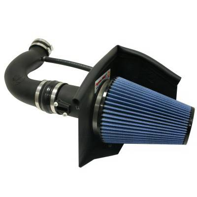 aFe - Ford F150 aFe MagnumForce Pro-Dry-S Stage 2 Air Intake System - 51-11402