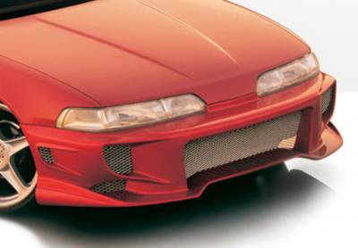 Wings West - Acura Integra Wings West Aggressor Type II Front Bumper Cover - 890473