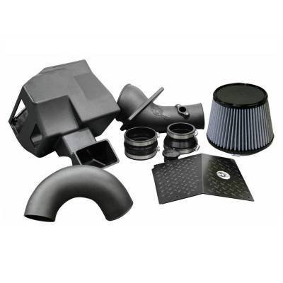 aFe - Chevrolet Silverado aFe MagnumForce Pro-Dry-S Stage 2 SI Air Intake System - 51-80612
