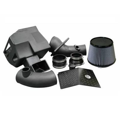 aFe - Chevrolet Silverado aFe MagnumForce Pro-Dry-S Stage 2 SI Air Intake System - 51-80782