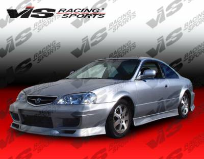 VIS Racing - Acura CL VIS Racing Demon Front Bumper - 00ACCL2DDEM-001