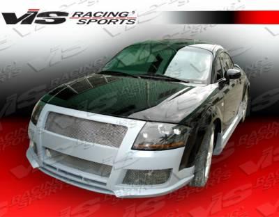 VIS Racing - Audi TT VIS Racing Euro Tech Front Bumper - 00AUTT2DET-001
