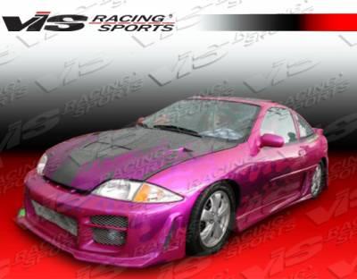 VIS Racing - Chevrolet Cavalier VIS Racing Octane Front Bumper - 00CHCAV2DOCT-001