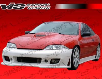 VIS Racing - Chevrolet Cavalier VIS Racing TSC-3 Front Bumper - 00CHCAV2DTSC3-001