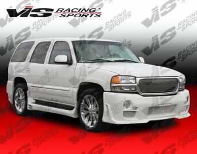 VIS Racing - Chevrolet Tahoe VIS Racing Outcast Front Bumper - 00CHTAH4DOC-001