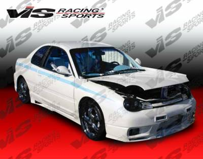 VIS Racing - Dodge Neon 4DR VIS Racing Omega Front Bumper - 00DGNEO4DOMA-001
