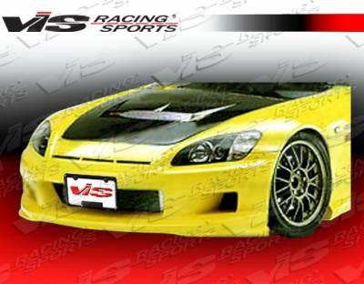 VIS Racing - Honda S2000 VIS Racing Grand Front Bumper - 00HDS2K2DGND-001