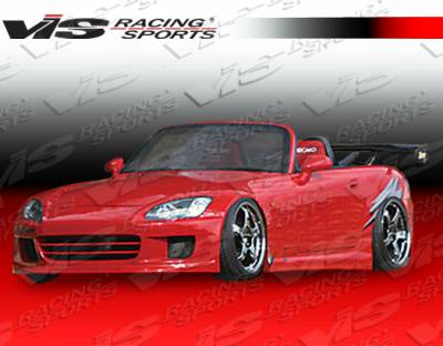 VIS Racing - Honda S2000 VIS Racing G Speed Front Bumper - 00HDS2K2DGSP-001