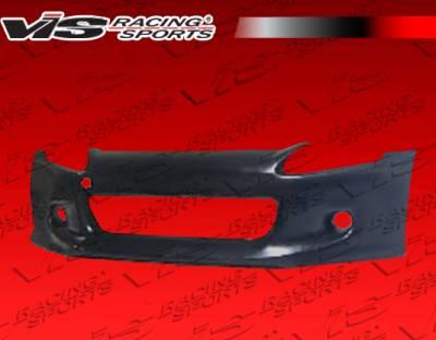 VIS Racing - Honda S2000 VIS Racing KD Front Bumper - Urethane - 00HDS2K2DKD-001P