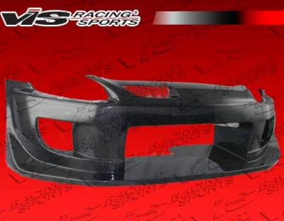 VIS Racing - Honda S2000 VIS Racing Techno R Front Bumper - 00HDS2K2DTNR-001