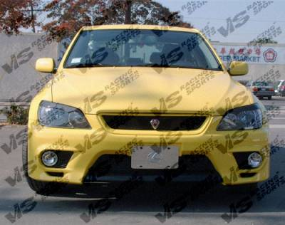 VIS Racing - Lexus IS VIS Racing Techno R Front Bumper - 00LXIS34DTNR-001