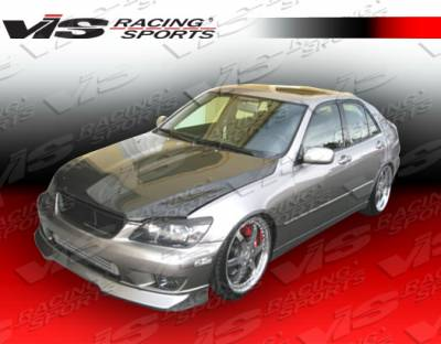 VIS Racing - Lexus IS VIS Racing V Spec Front Lip - 00LXIS34DVSC-011