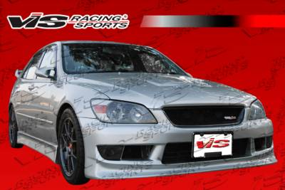 VIS Racing - Lexus IS VIS Racing V Speed Front Bumper - 00LXIS34DVSP-001
