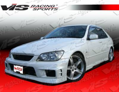 VIS Racing - Lexus IS VIS Racing Werk Front Bumper - 00LXIS34DWK-001