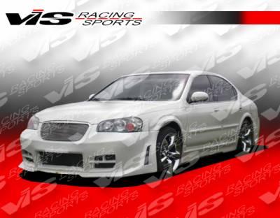 VIS Racing - Nissan Maxima VIS Racing Octane Front Bumper - 00NSMAX4DOCT-001