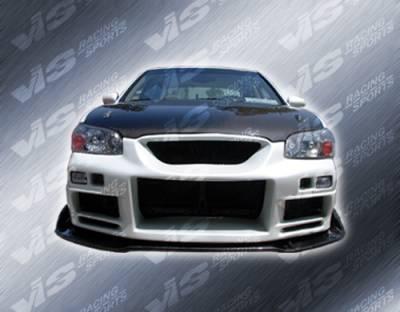 VIS Racing - Nissan Maxima VIS Racing R-34 Front Bumper - 00NSMAX4DR34-001