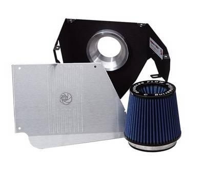 aFe - BMW 3 Series aFe MagnumForce Pro-5R Stage 1 Air Intake System - 54-10441