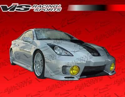 VIS Racing - Toyota Celica VIS Racing EVO-5 Front Bumper - 00TYCEL2DEVO5-001