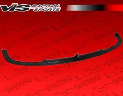 VIS Racing - BMW 3 Series 2DR VIS Racing VRS Carbon Fiber Lip - 01BME46M32DVRS-011C