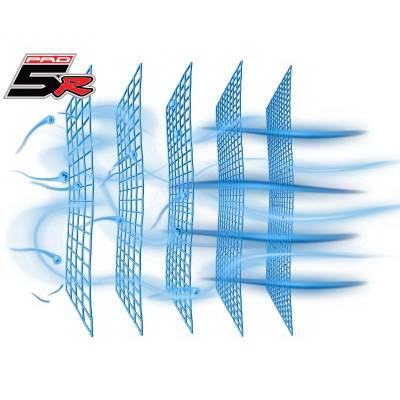 aFe - Subaru WRX aFe MagnumForce Pro-5R Stage 2 Air Intake System - 54-10802