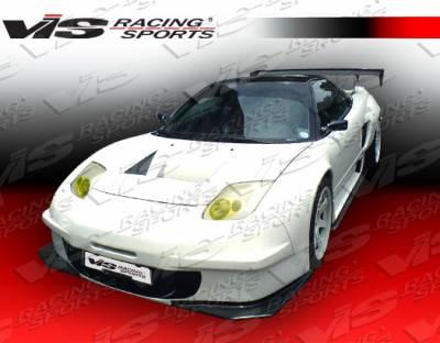 VIS Racing. - Acura NSX VIS Racing FX Widebody Front Bumper - 02ACNSX2DFXWB-001