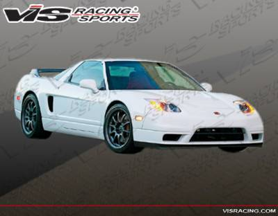 VIS Racing - Acura NSX VIS Racing NSX R Front Bumper - 02ACNSX2DNSXR-001