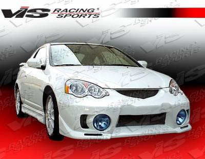 VIS Racing - Acura RSX VIS Racing EVO-5 Front Bumper - 02ACRSX2DEVO5-001