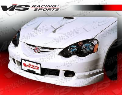 VIS Racing - Acura RSX VIS Racing Wings Front Lip - 02ACRSX2DWIN-011