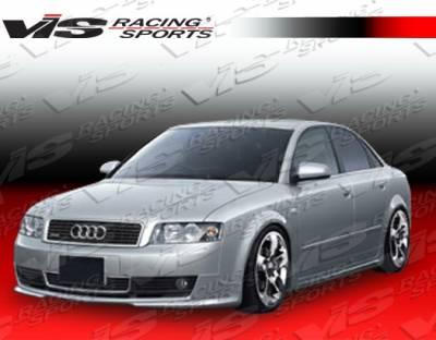 VIS Racing - Audi A4 VIS Racing J Speed Front Lip - 02AUA44DJSP-011