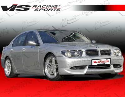 VIS Racing - BMW 7 Series VIS Racing A Tech Front Lip - 02BME654DATH-011