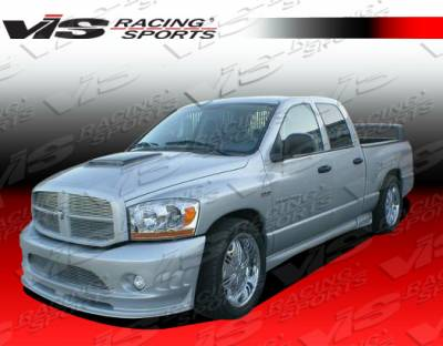 VIS Racing - Dodge Ram VIS Racing Diablo Front Bumper - 02DGRAM2DDIA-001