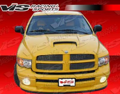 VIS Racing - Dodge Ram VIS Racing RT Front Bumper - 02DGRAM2DRT-001