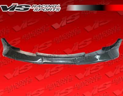 VIS Racing - Lotus Elise VIS Racing Custom Carbon Fiber Front Lip - 02LTELI2DCUS-011C