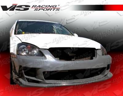 VIS Racing - Nissan Altima VIS Racing Ballistix Front Bumper - 02NSALT4DBX-001