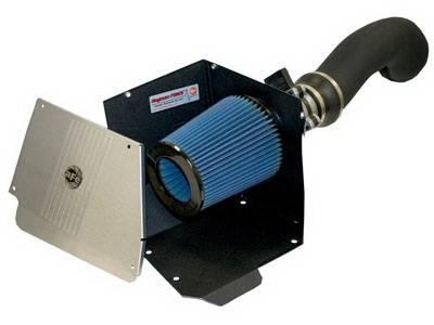 aFe - GMC Yukon aFe MagnumForce Pro-5R Stage 2 Air Intake System - 54-11072