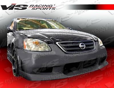 VIS Racing - Nissan Altima VIS Racing Tracer Front Bumper - 02NSALT4DTRA-001