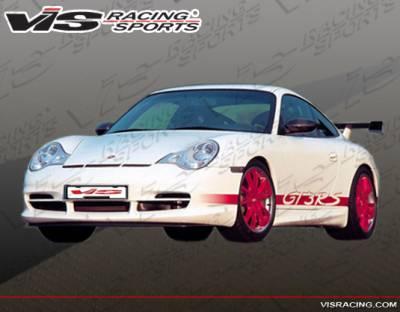 VIS Racing - Porsche 911 VIS Racing D3 KS Front Bumper - 02PS9962DD3KS-001